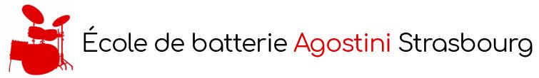 Ecole de Batterie AGOSTINI Strasbourg Logo